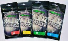 Korda KPVA3 Solidz PVA Bag System - Size M, Pack of 20