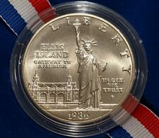 1986 Liberty Silver Dollar Proof coin - 90% Silver - U.S. MINT Uncirculated