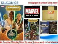 STAR WARS HIGH REPUBLIC #1 Marvel 3  Cover Set   Hans Noto 1/6 2021 Pre-sale NM