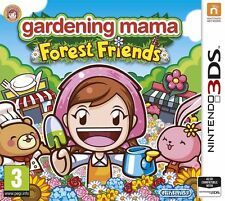 Gardening Mama: Forest Friends (Nintendo 3DS) NEW & Sealed - Despatched from UK