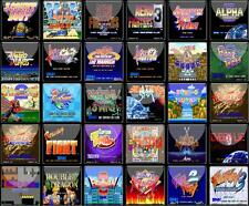 UK-SNK NEO GEO X CARD SET VOL3 MORE 180 GAMES FIRMWARE 0.45 NEW