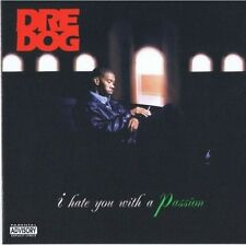 Dre Dog - I Hate You With A Passion CD RE SEALED NEW Andre Nickatina Bay Area