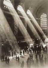 GRAND CENTRAL STATION - VINTAGE POSTER - 24x36 NEW YORK CITY NYC 36077