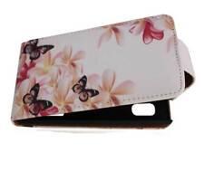 Handy Tasche Case Flip für LG E610 Optimus L5 / Schutzhülle Handytasche JS M12