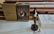 Zatanna SIDESHOW COLLECTIBLES Premium Format Figure 1/4 DC Statue - AS IS