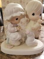 "Mint Precious Moments ""Sew In Love"" 106844"