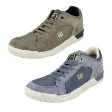 Zapatillas deportivas de hombre en color principal gris de ante Talla 43