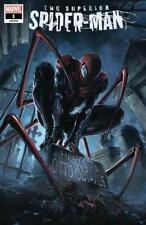 SUPERIOR SPIDER-MAN #1 CLAYTON CRAIN TRADE DRESS VARIANT LIMITED TO 1500