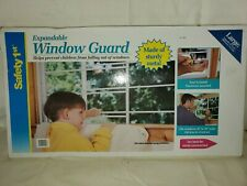 Safety 1st Expandable Window Guard Brand New Free Shipping