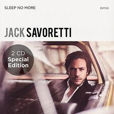 Jack Savoretti - Sleep No More Special Edition CD 2 Disc Digipak