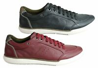NEW FERRICELLI BRODIE MENS LEATHER SLIP ON CASUAL SHOES MADE IN BRAZIL