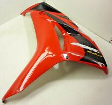 HONDA 06-07 CBR1000RR CBR1000 CBR 1000 RR LEFT SIDE MID COWL FAIRING RED BLACK