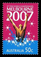 2007 FINA World Championships Melbourne - MUH