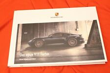 2020 PORSCHE 911 (992) Turbo S (650 PS) & Turbo (580 PS) Cabriolet - 07/2020