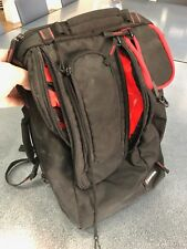 Manfrotto camera bag backpack black