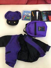 Vintage Pleasant Company AG Backpack And Varsity Jacket From The 90s HTF Mint