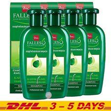 BSC FALLES Reviving Shampoo Kaffir Lime Hair Loss Prevention 180ml x 4