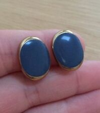Unbranded Oval Clip Costume Earrings