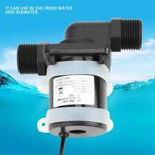 12V DC Einstellbare Wasserpumpe Speed Boost Wasserumwälzpumpe Drehzahlpumpe Kit