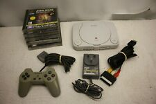 SONY PLAYSTATION 1 PS1 SCPH - 102 Jeux Rétro Console & Games