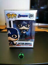 Marvel Funko Pop - Avengers Captain America 464 Special Edition
