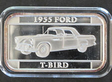 1997 Silver Towne 1955 Ford T-Bird Silver Art Bar P0280