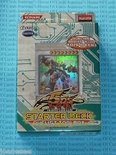 Yu-gi-oh Duelist Toolbox Starter Deck 5DS3 1st Edition Sealed BNIB New