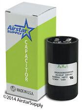 43 - 52 uF x 330 VAC • BMI # 092A043B330BD4A Motor Start Capacitor • USA
