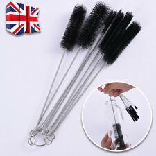 10Pcs/Set Strip Type Cleaner Bottle Tube Pipe Small Long Handle Cleaning Brush Y