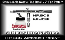 Iwata Eclipse Airbrush HP.BCS .5mm ( Airbrush Only ) + Free Insured Post