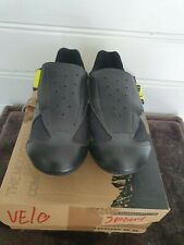 Velo Sport Retro Bike Cycling Race Shoes size 41 made in Italy