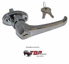 1966-1977 Early Ford Bronco Chrome Liftgate Handle w/ Keys