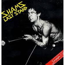 SHAM 69-Shams Last Stand colored LP Anti-Heros Last Resort éclair Cock Sparrer
