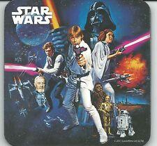 Star Wars Montage single Coaster, New