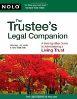 The Trustee's Legal Companion: A Step-by-Step Guide to Administering a Living…