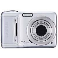 Fujifilm A850 FinePix A Series 8.1 MP Digital Camera - Silver