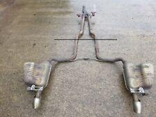 Original Audi A6 4F 2.7 3.0 TDI Auspuff Abgasanlage Endrohre 4F0253612AA