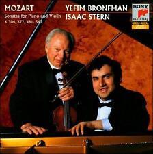 Mozart, W.A. : Violin Sonatas 3 CD