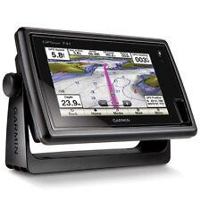 GARMIN GPSMAP 741 GPS Chartplotter Marine Navigator w/USA Maps 010-01102-00 New