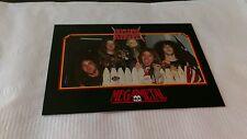 NUCLEAR ASSAULT Vintage Trading Card 1991 Heavy Metal Thrash Speed GLEN EVANS