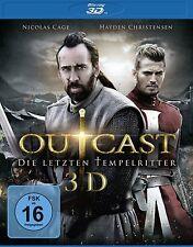 Outcast - Die letzten Tempelritter - 3D/2D  - Blu Ray - Neu u. OVP