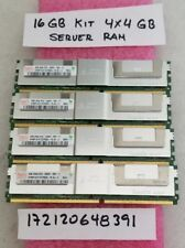 16GB DDR2 PC DDR PC2-5300F 5300F DDR2-667 667MHZ 240PIN FB FB-DIMM 4RX8 128X8