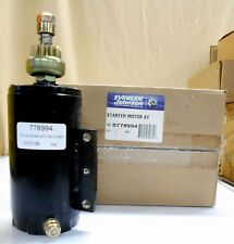 BRP EVINRUDE JOHNSON MOTOR Assembly  STARTER PN 778994