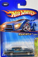 HOT WHEELS 2005 FIRST EDITIONS 1971 BUICK RIVIERA  REALISTIX #007 W+