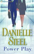 Power Play: A Novel Steel, Danielle Audio CD Used - Very Good