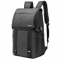DTBG Professional Business Laptop Backpack Travel Backpack Slim School Bookbag