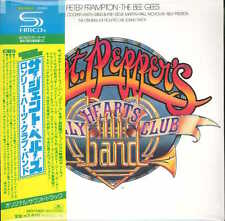 OST-SGT. PEPPER'S LONELY HEARTS CLUB BAND-JAPAN MINI LP SHM-CD Ltd/Ed I50