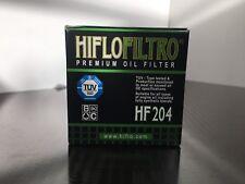 Honda Fireblade Oil Filter 2000 > 2016 HiFlo Filtro Premium Motorcycle HF204