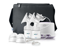 Phillips Avent Comfort Double Electric Breast Pump - SCF334/12