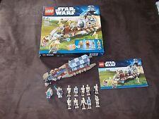 Lego ® Star Wars - 7929-The Battle of Naboo con ba y en su embalaje original